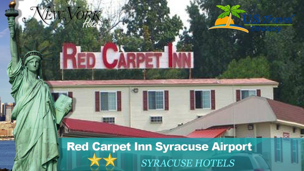 Red Carpet Inn Syracuse Airport Syracuse Hotels New York