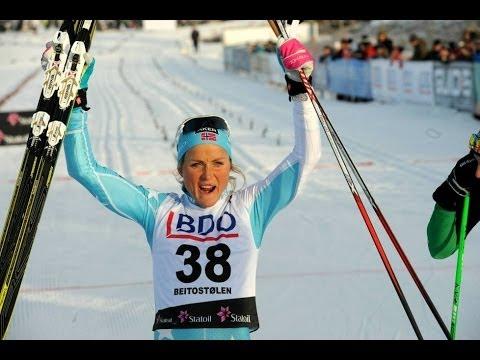 Therese Johaug vinner 10 km klassisk under åpningshelgen på Beitostølen