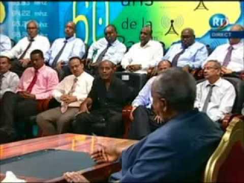 l'interview du président de la République de Djibouti IOG à la RTD