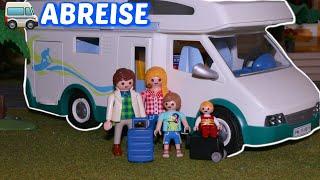 Playmobil Film deutsch  - Abreise in den Sommerurlaub