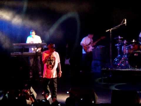 Fabolous Def Jam BET Part performing Its My Time