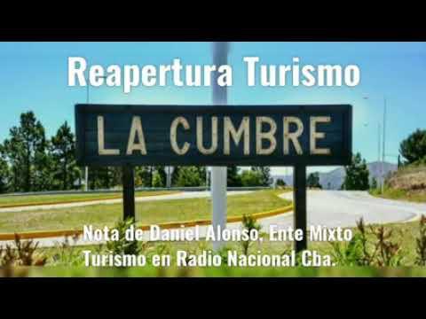 Reapertura de Turismo