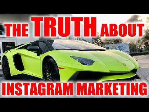 The TRUTH About Instagram & Social Media Marketing That NOBODY Will Tell You