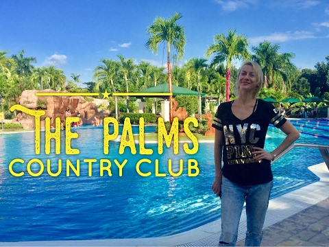 The Palms Country Club Tour Filinvest City Alabang by HourPhilippines.com