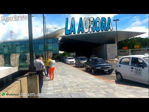 AEROPUERTO INTERNACIONAL LA AURORA GUATEMALA 2017