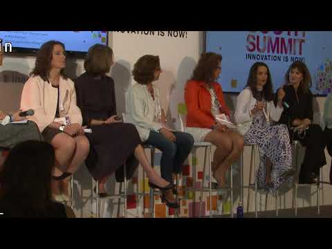 SOUTH SUMMIT 2017- Who run´s the world? Women investing in tech