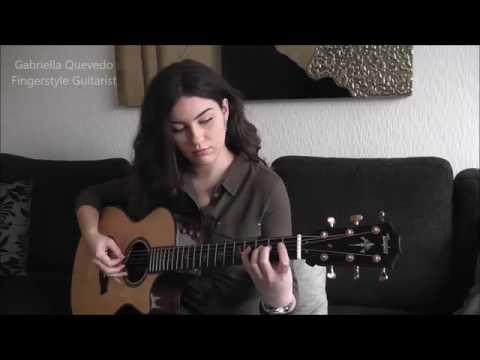 Skill Gitar Akustik Tingkat Tinggi (hoobastank-the Reason)