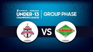 SCCLU13: Toronto FC vs San Juan Jabloteh