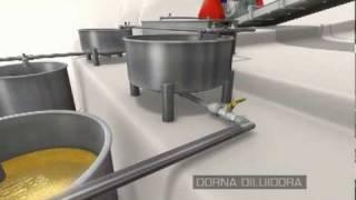 alambiques santa efigenia-processo de produção de cachaça com caldeira