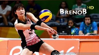 TOP 10 Best Actions by Saori Kimura    Volleyball Wing Spiker  BrenoB