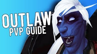 Outlaw Rogue Basic PvP Guide for BFA 8.0.1