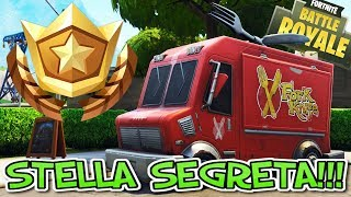 STELLA SEGRETA SFIDE SEMANA 6 FORTNITE!!! SEMANA SECRETA STAR 6 FORTNITE!!!