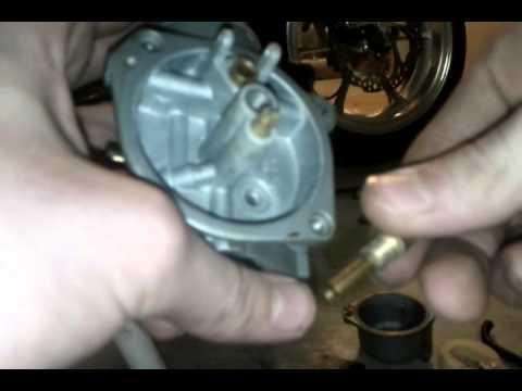 110cc carburetor rebuild (1 3) youtube chinese 110cc atv engine diagram 110cc carburetor rebuild (1 3)