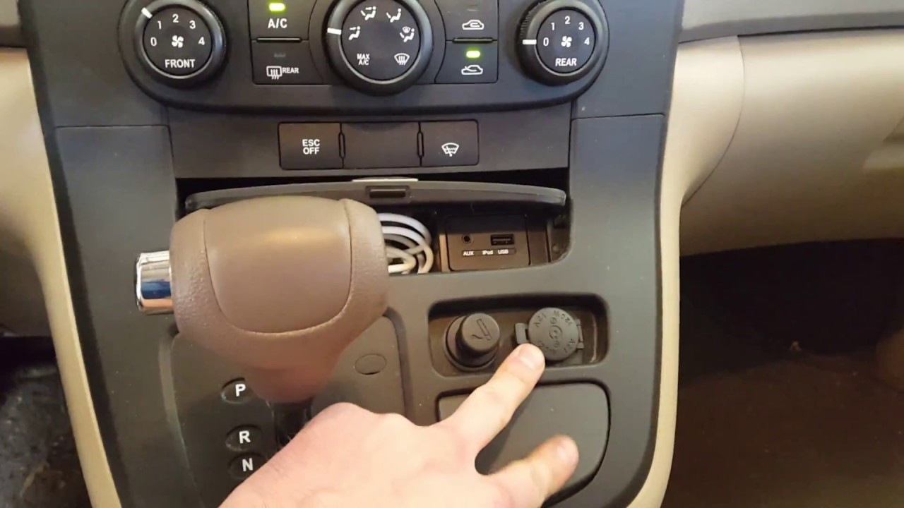 kia sedona cigarette lighter power outlet fuses [ 1280 x 720 Pixel ]