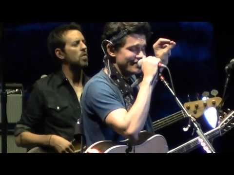 John Mayer - Born and Raised Tour: Jiffy Lube Live Concert, Aug. 31 2013