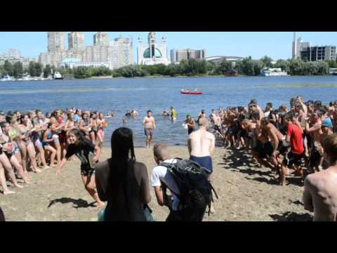 Water Battle in Kyiv 18.07.2015 - 2