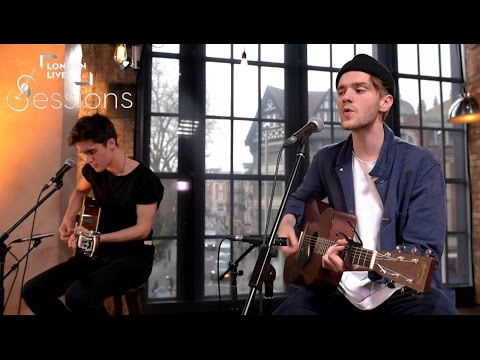 KYKO - All Night Long (Lionel Richie) |  London Live Sessions