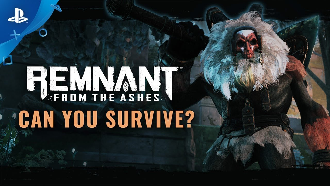 """Remnant: From the Ashes - """"Can You Survive?"""" Trailer"""