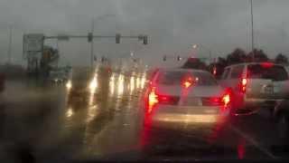 В Чикаго штормовое предупреждение. Как я добирался домой в шторм | США глазами программиста