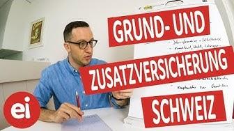 Grund- und Zusatzversicherung der Schweiz: Was ist der Unterschied?