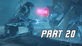 Horizon Zero Dawn Walkthrough Part 20 - Cauldron Rho (PS4 Pro Let