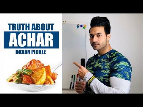 Truth About ACHAR (Indian Pickle) - Good or Bad? Deep Info by Guru Mann