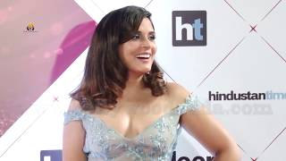 Richa Chadda Hot Dress At HT Most Stylish Awards 2018