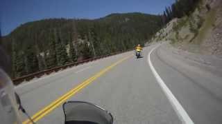 Hwy 93, towards Gibbonsville/North Fork, Idaho. Part 1