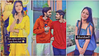 Saloni Mittal And Ayush Yadav Latest New Video #shorts