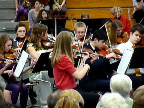Maine District II Honors Festival Concert - Geometric Dances - I