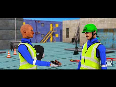Industrial Safety Animation Film