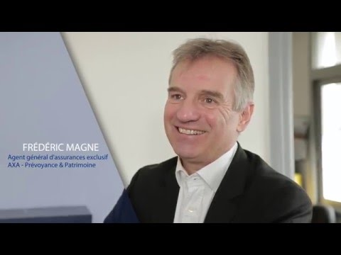 Frederic Magne - AXA Agent General Prevoyance & Patrimoine