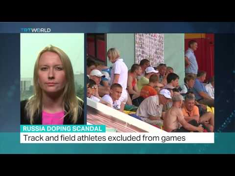 Russia Doping Scandal: Putin meets with the Russian Olympic team, Julia Lyubova reports