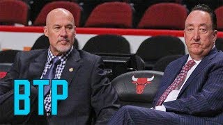 How Should The Chicago Bulls Approach This Offseason?