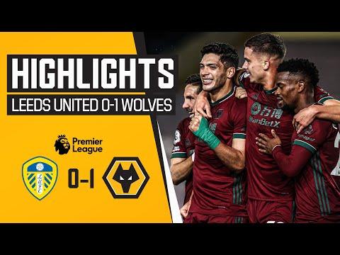 Jimenez seals three big points! | Leeds United 0-1 Wolves | Highlights