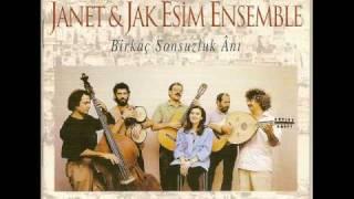 Masiko de rozas - Janet & Jak Esim Ensemble