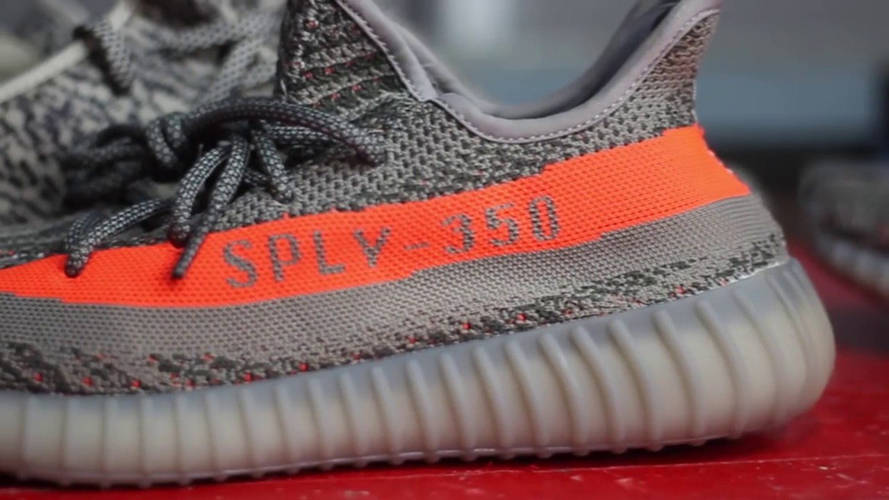 ffc73effb5b Yeezy Cleat Swap with Beluga v2 Sole! - YouTube