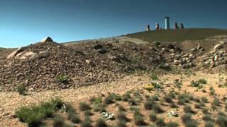 "FINDLINGSPARK Nochten Teil 4 ""Der Felsengarten - faszinierende Steppenlandschaften"""