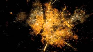 High-Res Images of Cities at Night from the International Space Station
