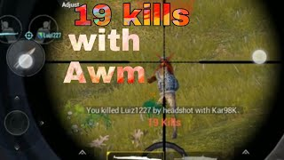 Pubg best headshot videos. Awm lovers . Kinemaster editing sorry for bad voice in video.
