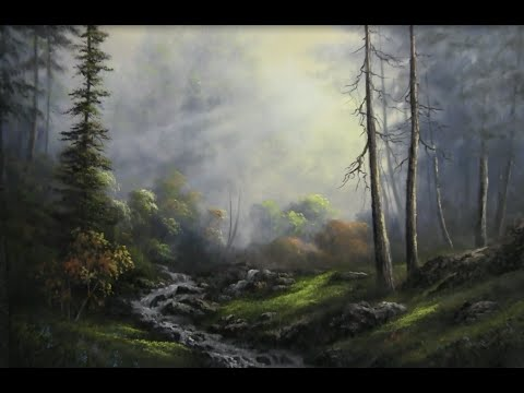 Acrylic Paintings That Pass For Oil Painting Pics
