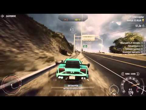 Need For Speed Rivals Complete Edition [Playstation 4 Gameplay]