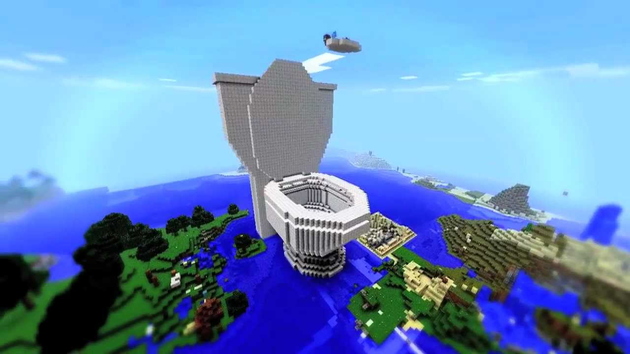 Minecraft Toilet (Massive and Functional)
