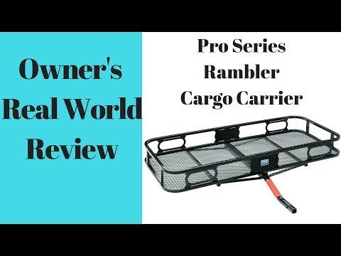 Pro Series Rambler Cargo Carrier Review