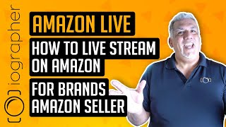 How To Live Stream On Amazon (For Brands) Amazon FBA