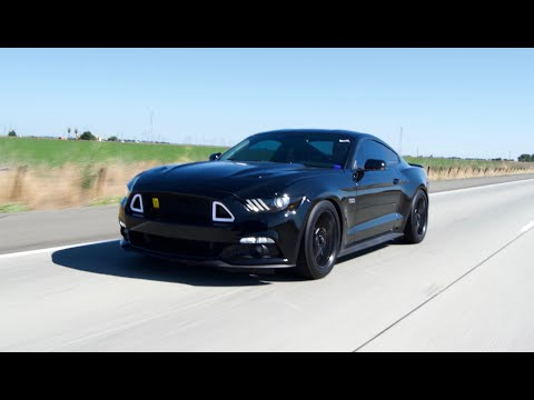 2015 Mustang Headlight And Tail Light Tint Review