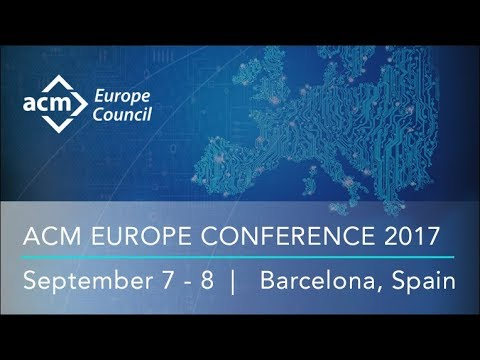 ACM Europe Conference 2017