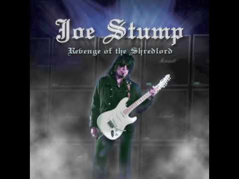 Joe Stump - Revenge of the shredlord (full album)