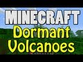 Minecraft Map Seed - Dormant Volcanoes (and Ruins, Ravines, Mine Shafts)