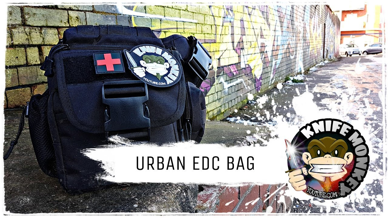 Urban Edc Everyday Carry Bag Dump March 2018
